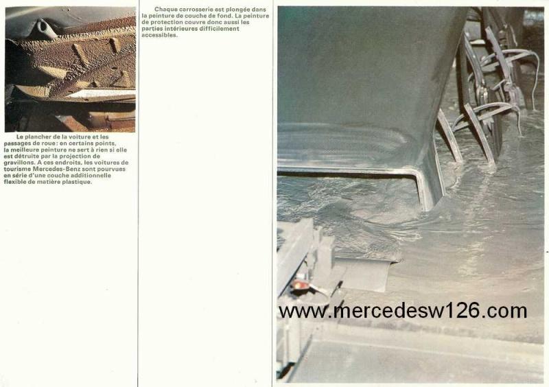 Catalogue de 1969 sur les W115 200 D & 220 D W115_278