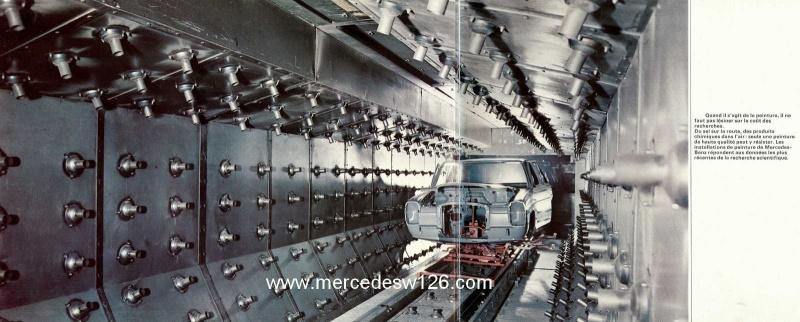 Catalogue de 1969 sur les W115 200 D & 220 D W115_284