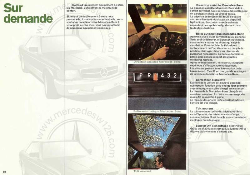 Catalogue de 1969 sur les W115 200 D & 220 D W115_285