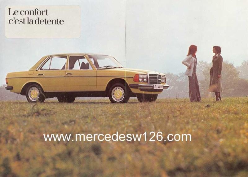 Catalogue de 1975 sur les W123 200,230 & 250 W123_116