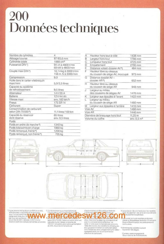 Catalogue de 1975 sur les W123 200,230 & 250 W123_130