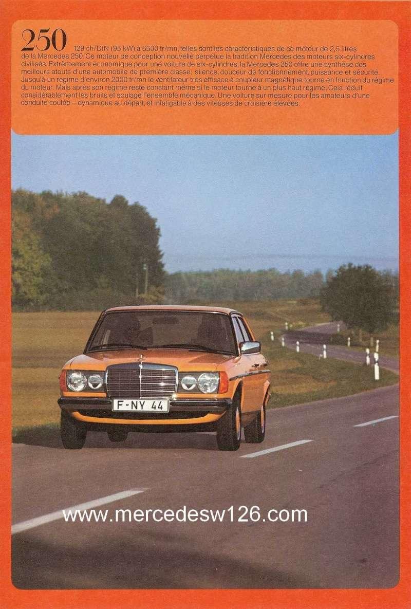 Catalogue de 1975 sur les W123 200,230 & 250 W123_132