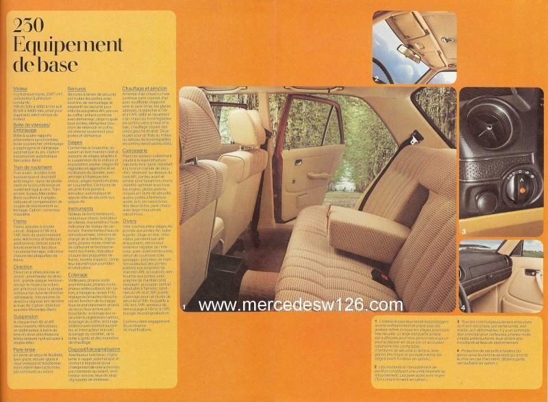 Catalogue de 1975 sur les W123 200,230 & 250 W123_133