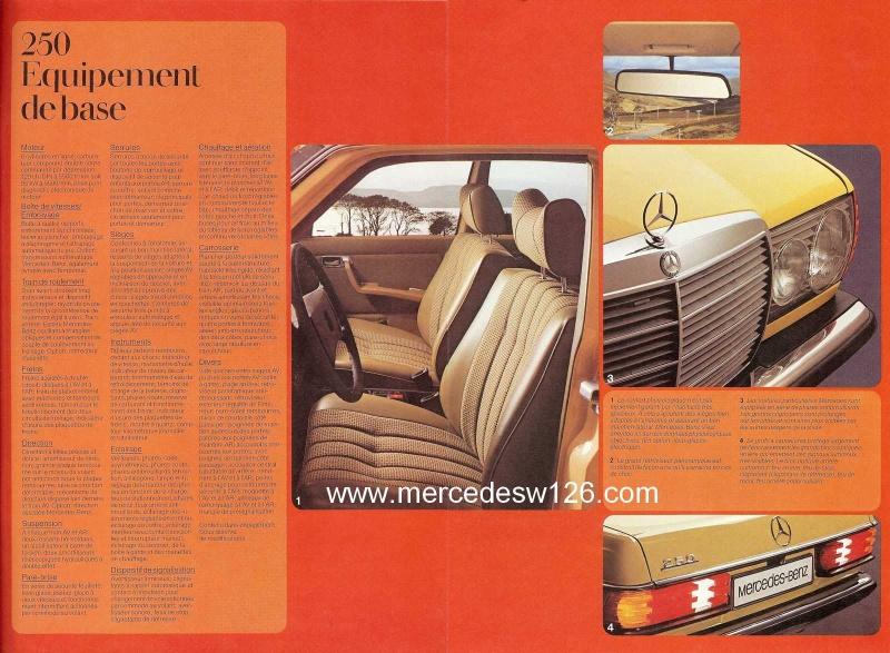 Catalogue de 1975 sur les W123 200,230 & 250 W123_134