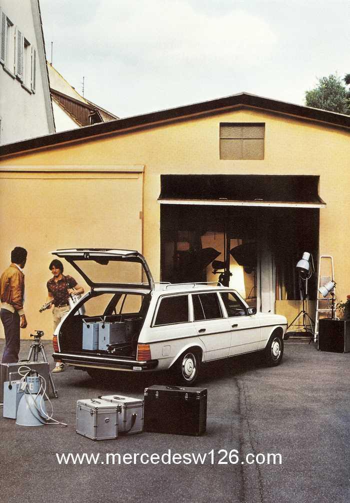Catalogue de 1980 sur la gamme break W123 (53 pages !) W123_b17