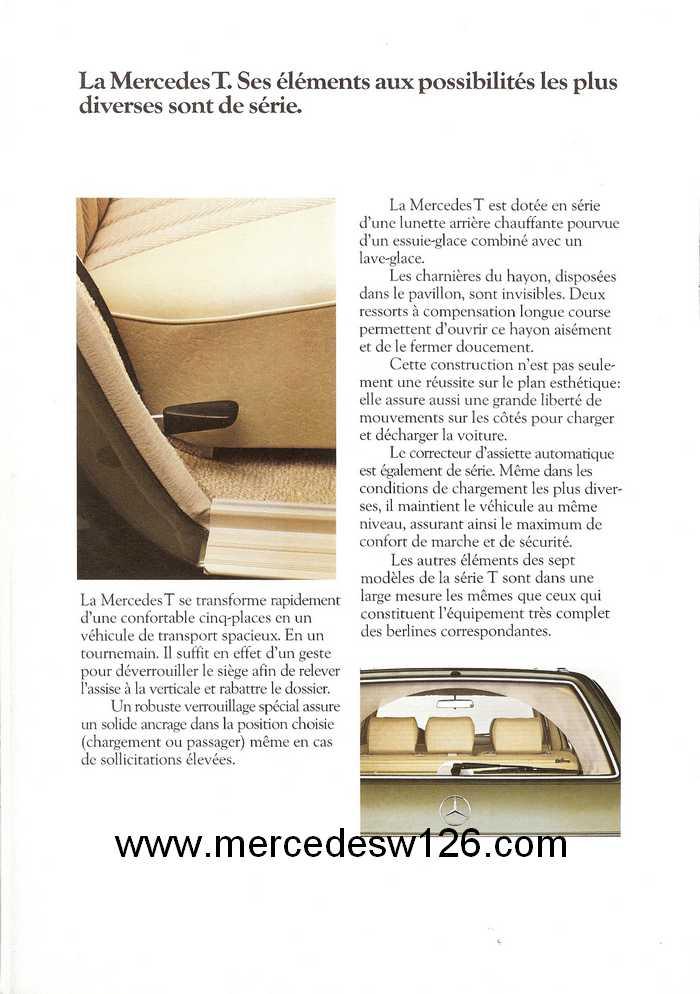 Catalogue de 1980 sur la gamme break W123 (53 pages !) W123_b18