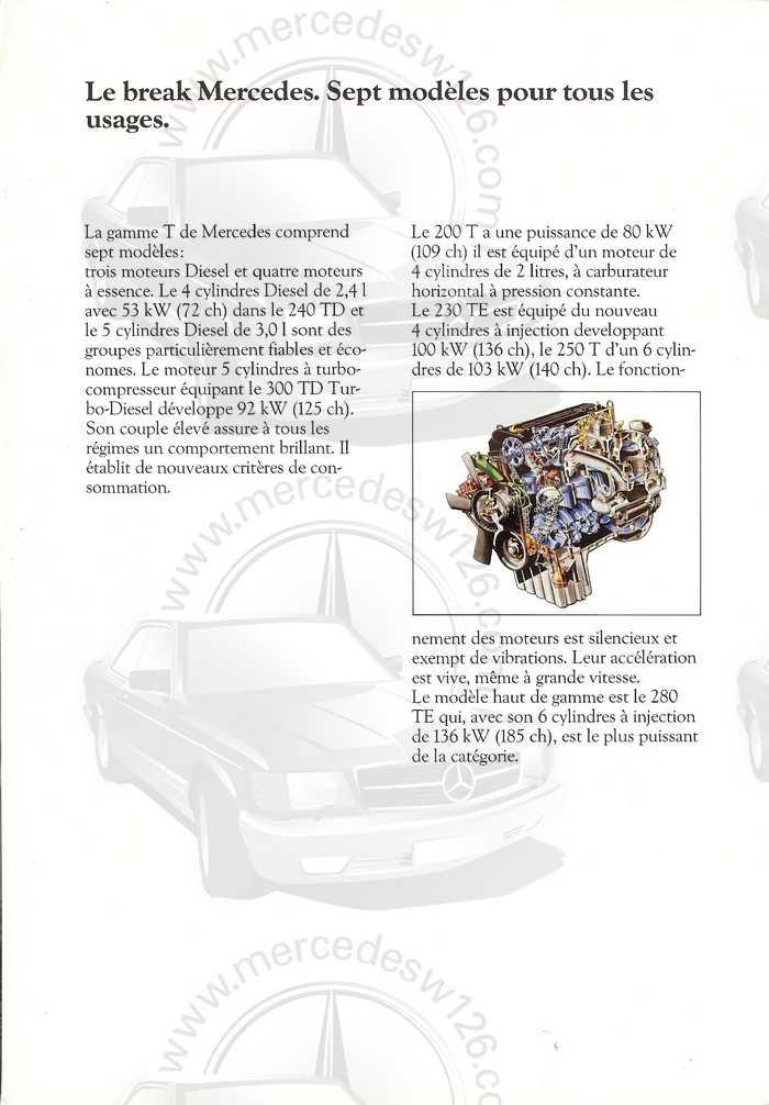 Catalogue de 1980 sur la gamme break W123 (53 pages !) W123_b24