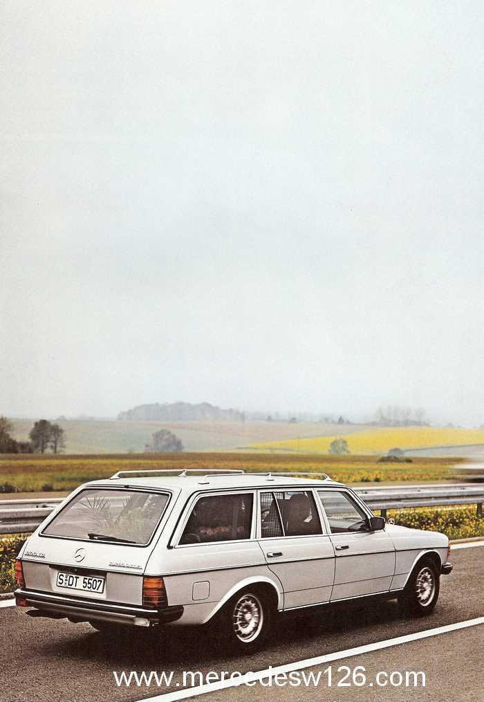 Catalogue de 1980 sur la gamme break W123 (53 pages !) W123_b25