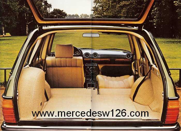 Catalogue de 1980 sur la gamme break W123 (53 pages !) W123_b28