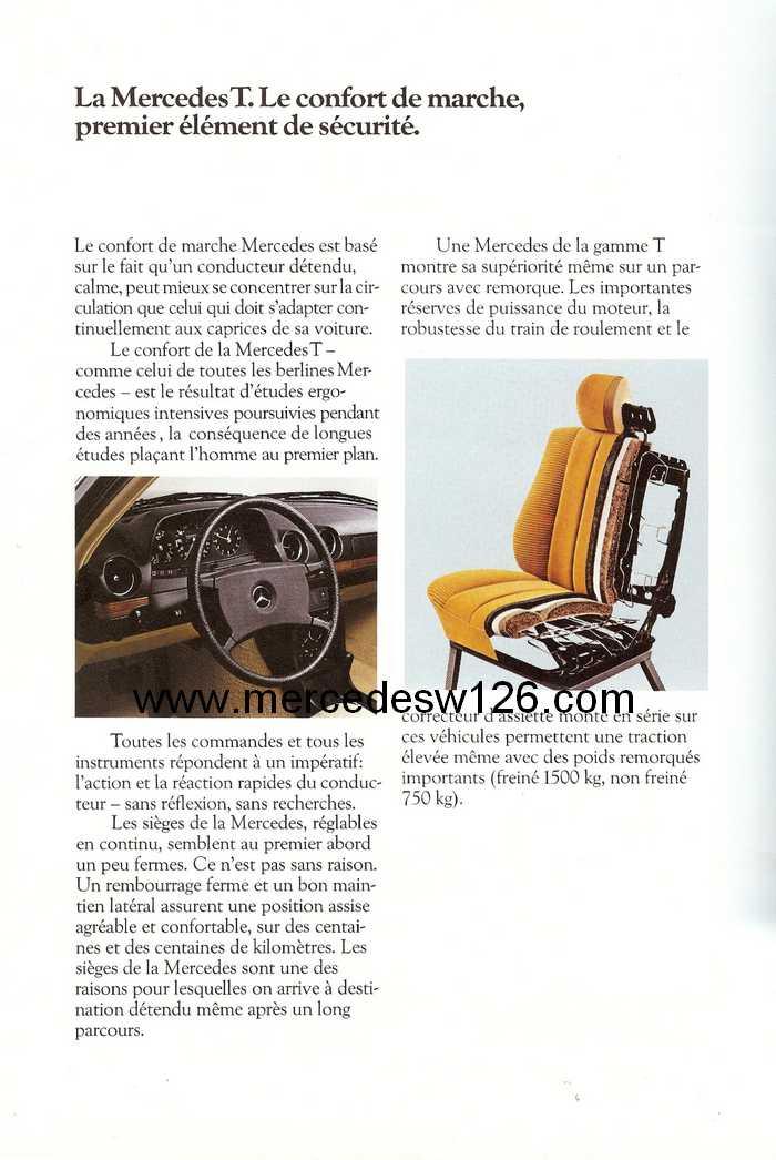 Catalogue de 1980 sur la gamme break W123 (53 pages !) W123_b30