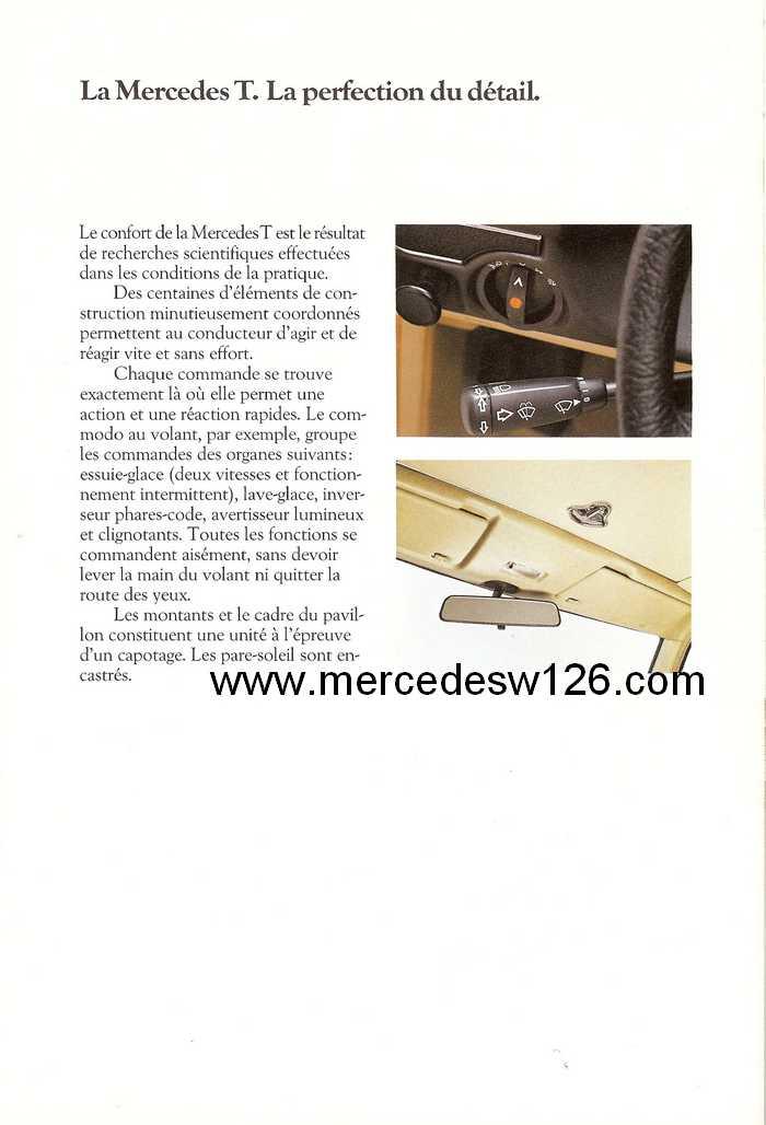 Catalogue de 1980 sur la gamme break W123 (53 pages !) W123_b38