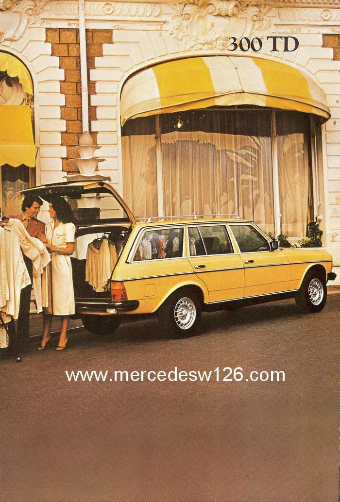 Catalogue de 1980 sur la gamme break W123 (53 pages !) W123_b39