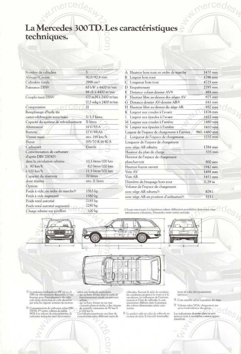 Catalogue de 1980 sur la gamme break W123 (53 pages !) W123_b40