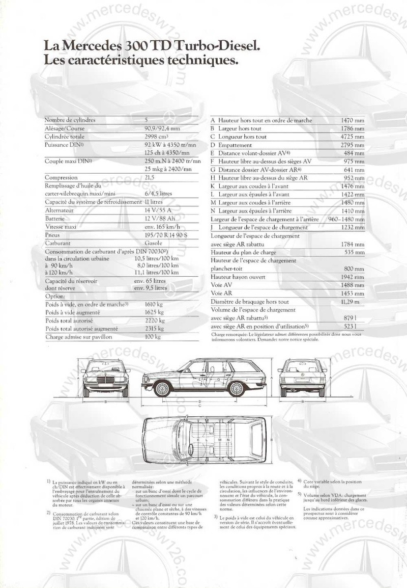 Catalogue de 1980 sur la gamme break W123 (53 pages !) W123_b45