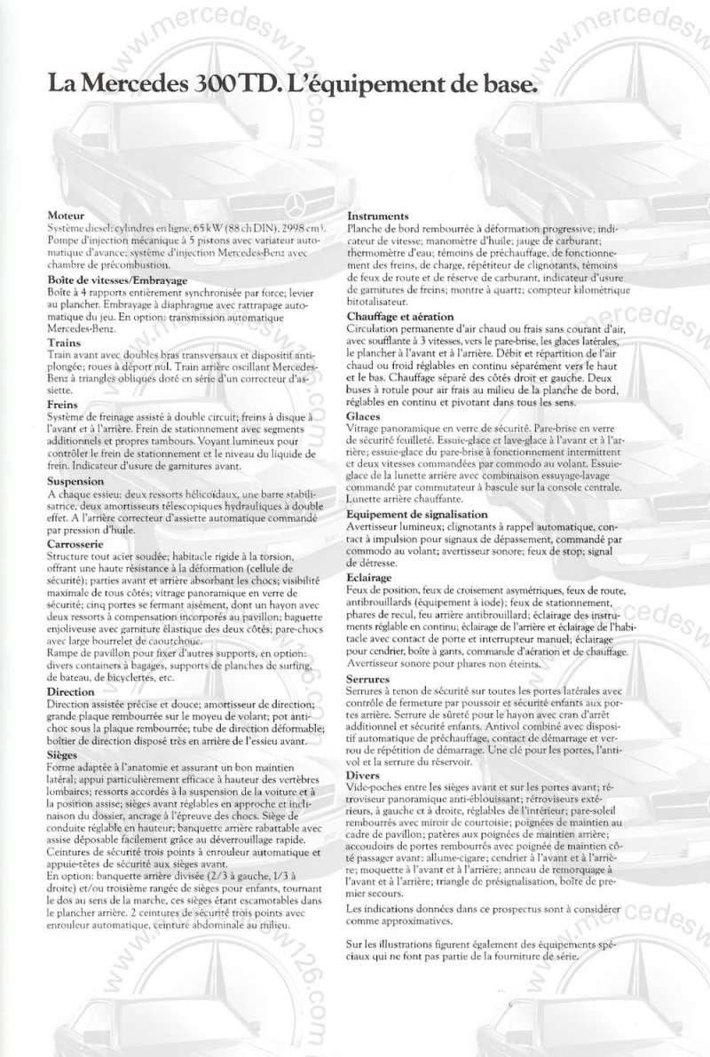 Catalogue de 1980 sur la gamme break W123 (53 pages !) W123_b48