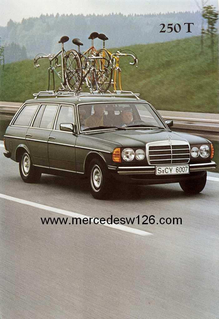 Catalogue de 1980 sur la gamme break W123 (53 pages !) W123_b51