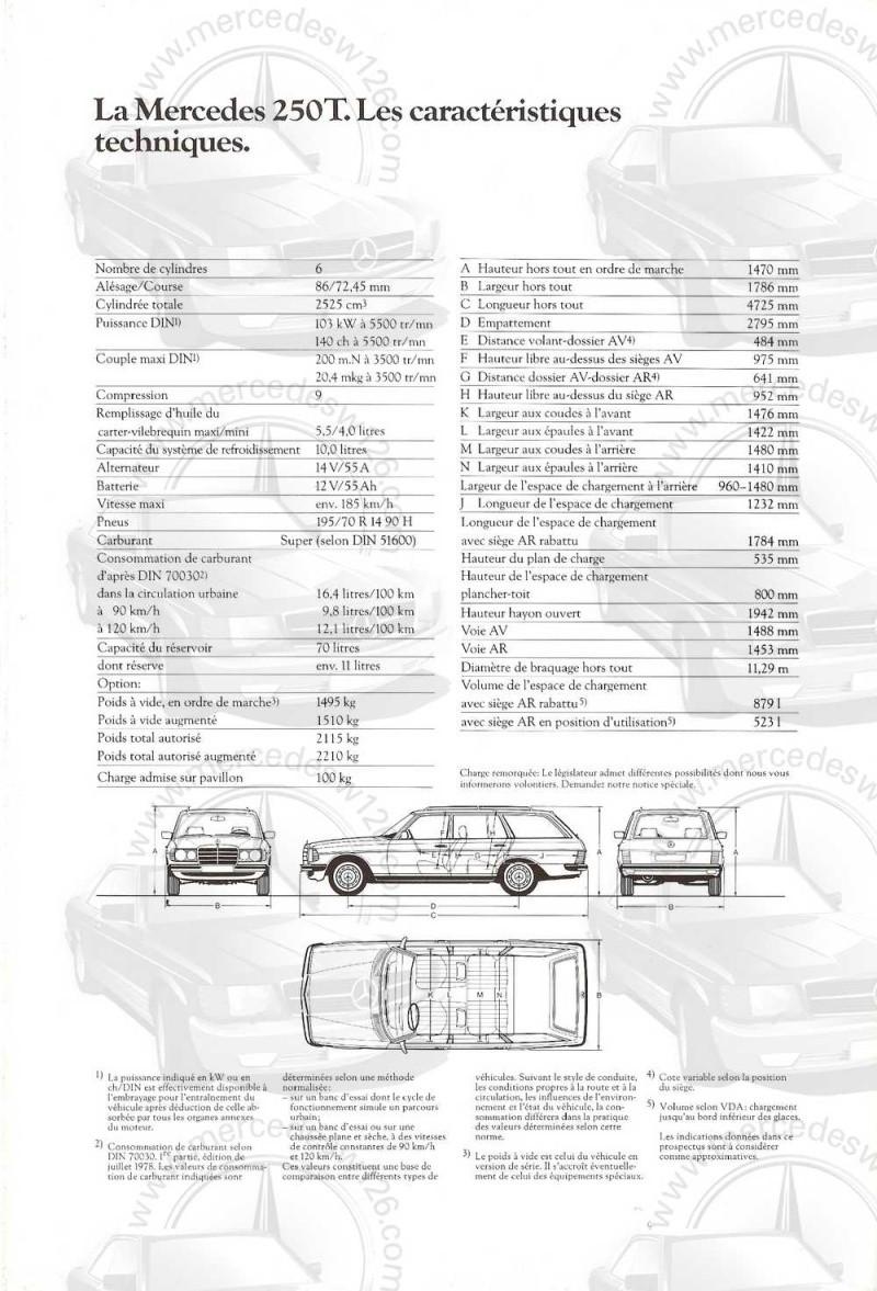 Catalogue de 1980 sur la gamme break W123 (53 pages !) W123_b55
