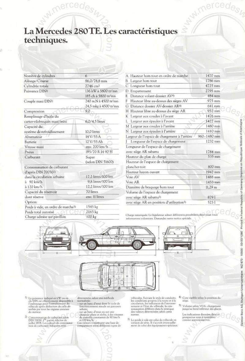 Catalogue de 1980 sur la gamme break W123 (53 pages !) W123_b60