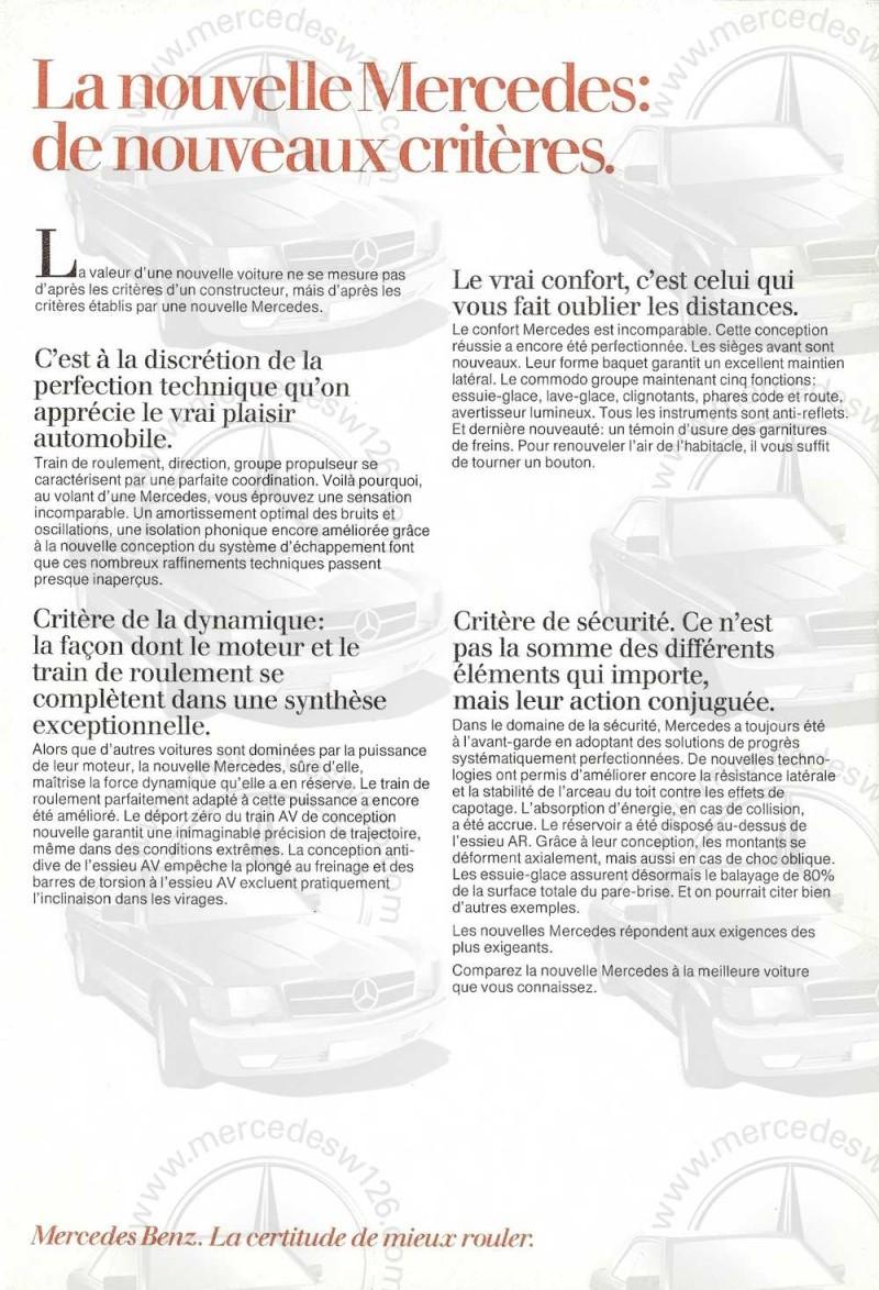 Catalogue de 1976 sur la gamme Mercedes W123 essence & diesel W123_g11