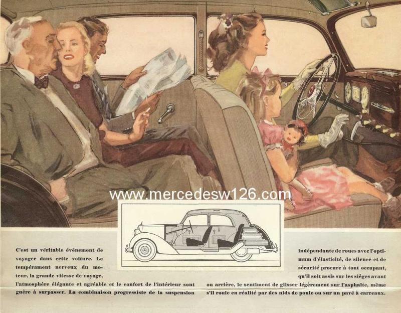 Catalogue de 1949 sur la W136 170 S W136_d14