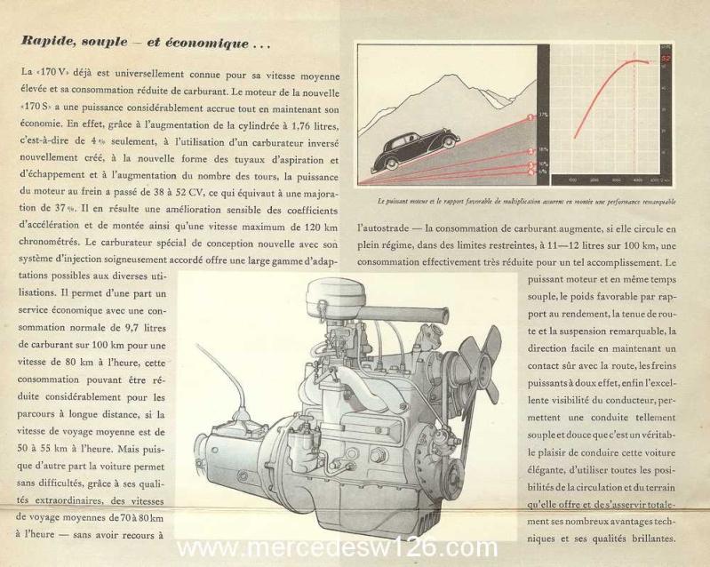 Catalogue de 1949 sur la W136 170 S W136_d17