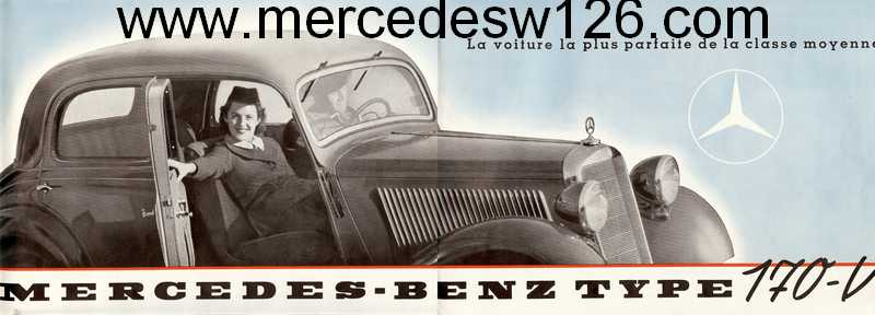 Catalogue de 1946 sur la Mercedes W136 170V W170_111