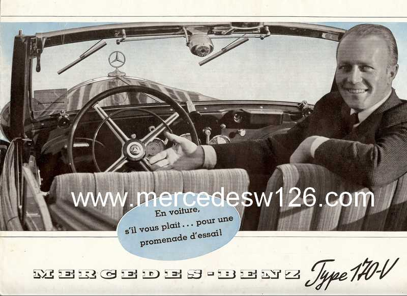 Catalogue de 1946 sur la Mercedes W136 170V W170_112