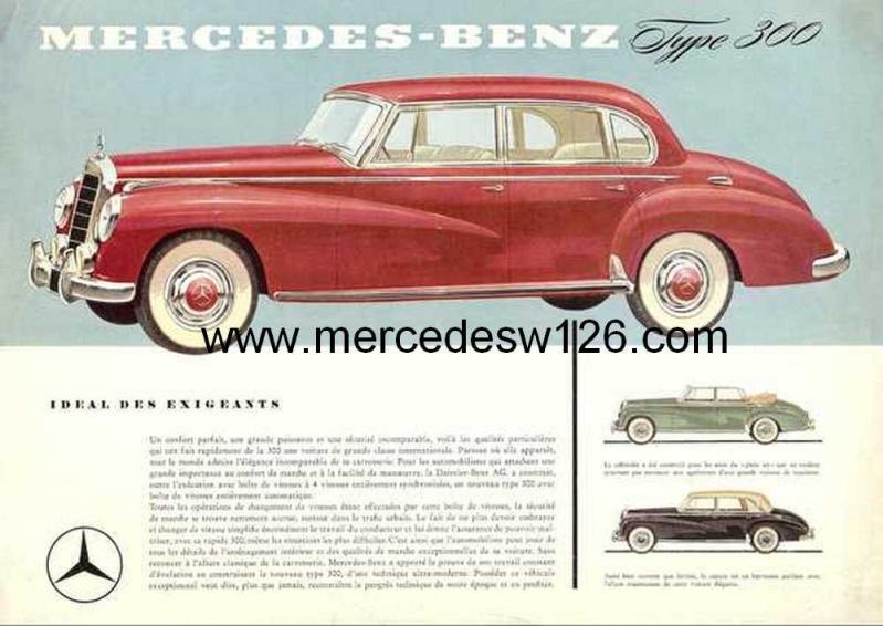 Prospectus sur la Mercedes W186 300 W186_p10