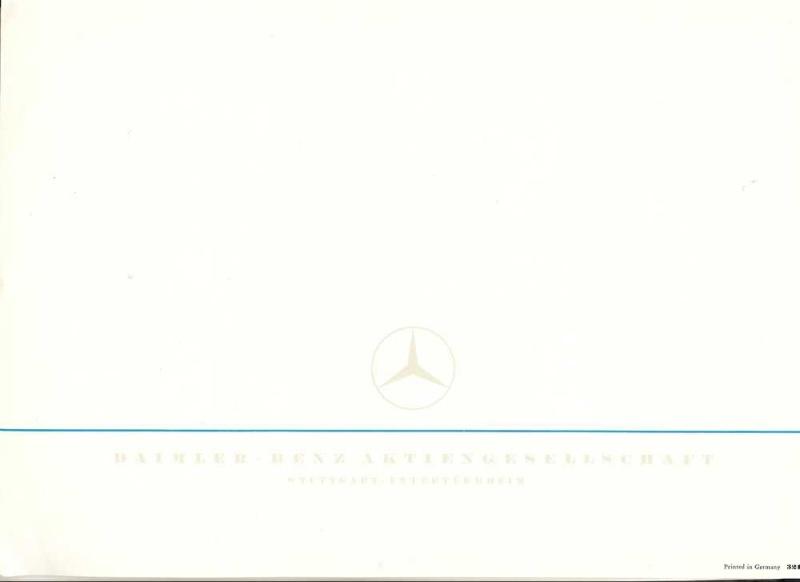 """Catalogue de 1956 sur la Mercedes W198 300 SL """"papillon"""" W198_118"""