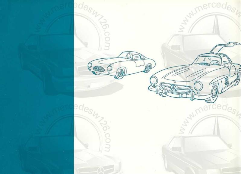 Catalogue de 1959 sur la Mercedes W198 300 SL W198_136