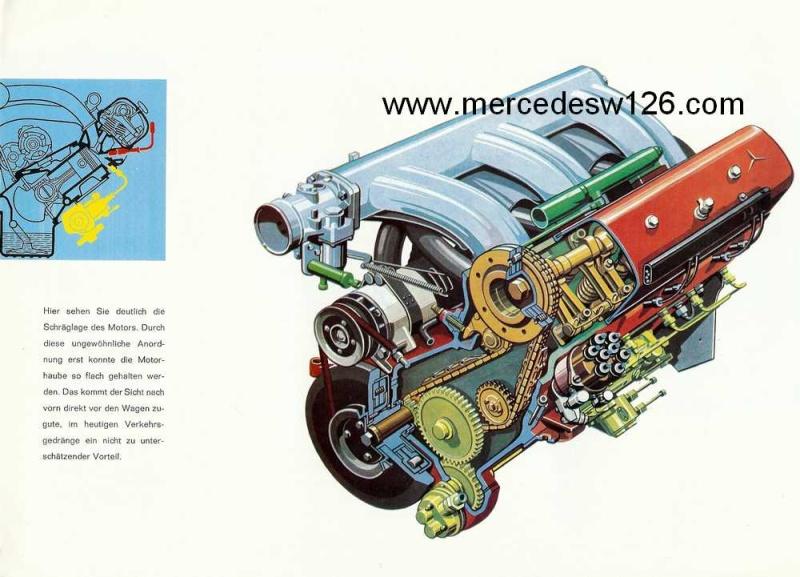 Catalogue de 1959 sur la Mercedes W198 300 SL W198_148