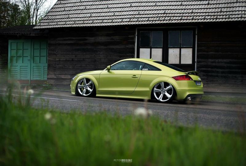 AUDI TT MK2 3.2 V6 S tronic Vert Péridot ( à vendre) - Page 2 Image12