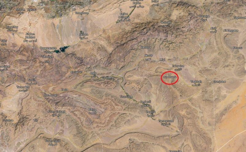 [Carburant, Routes, Police] Route R113 entre Tinerhir et Alnif Ait_ou10