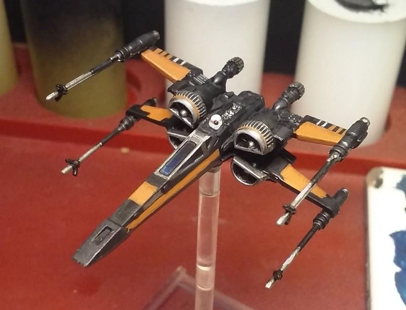 Repaints X-wing Poe_8010