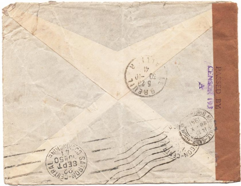 1941 Lettre d'Indochine 1941_c10