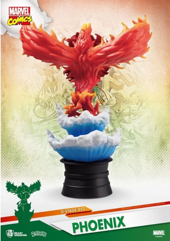 Beast Kingdom figurines D-Select / D-Stage 838