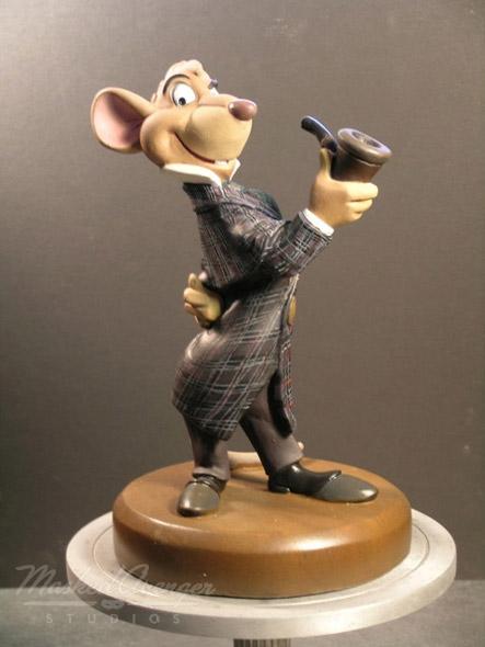 Les maquettes des studios Disney E2038110