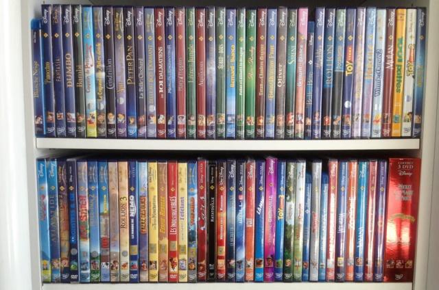 [Photos] Postez les photos de votre collection de DVD et Blu-ray Disney ! - Page 11 Img_7045