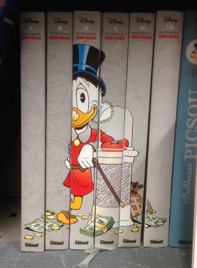 [Bandes Dessinées] La Dynastie Donald Duck • Intégrale Carl Barks (Tome 12 le 23 octobre 2013) - Page 15 Img_8513