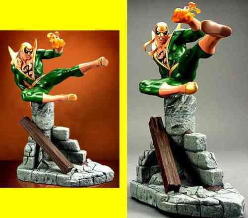 Premium Collectibles : Iron Fist Kgrhqj10