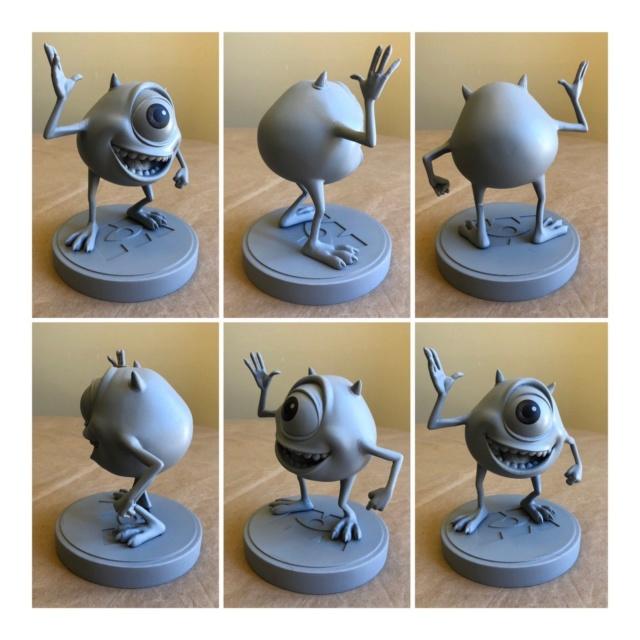 Les maquettes des studios Disney S-l16082