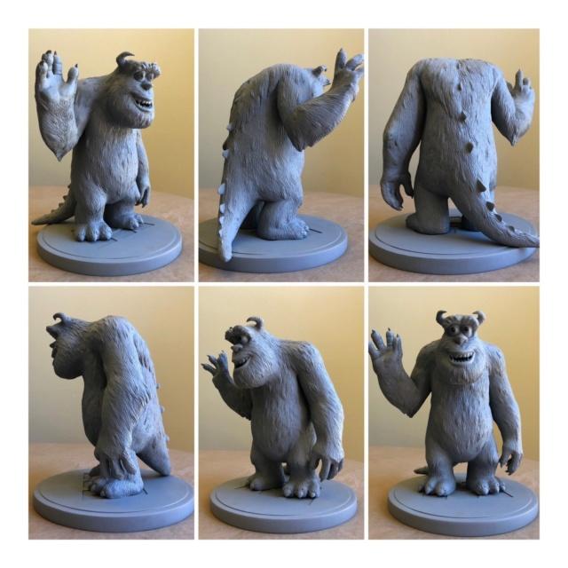 Les maquettes des studios Disney S-l16083