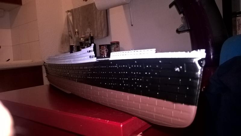 Titanic 1/400 Revell Wp_20114