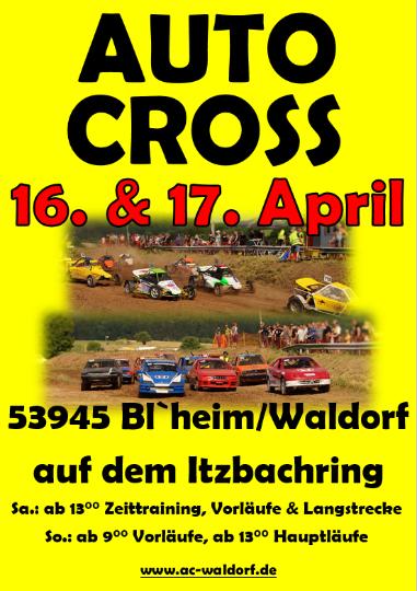Autocross Waldorf 16+17/04/16 Waldor11