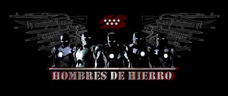 HOMBRES DE HIERRO