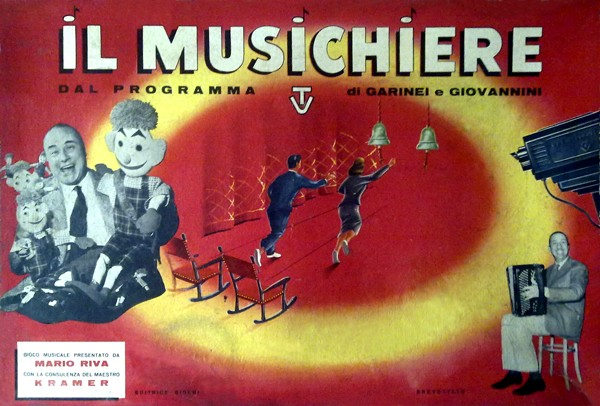 1957 - DOMENICA E' SEMPRE DOMENICA (da IL MUSICHIERE) Musich10