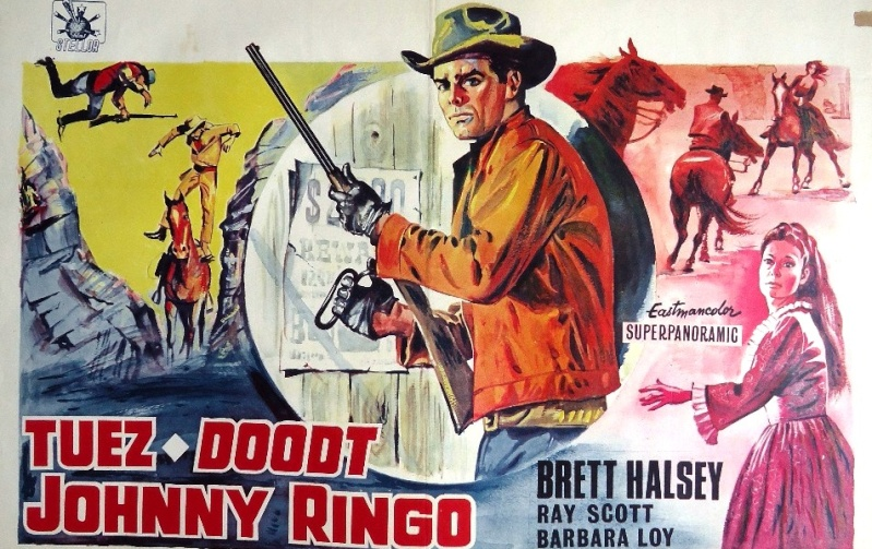 Tuez Johnny Ringo ( Uccidete Johnny Ringo ) – 1966 - Gianfranco BALDANELLO 15504112