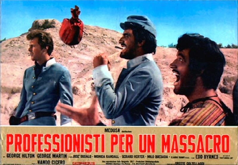 Professionnels pour un massacre - Professionisti per un Massacro - 1967 - Nando Cicero - Page 2 3d179e10