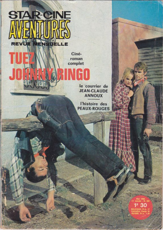 Tuez Johnny Ringo ( Uccidete Johnny Ringo ) – 1966 - Gianfranco BALDANELLO 638px-10