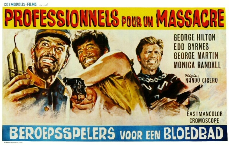 Professionnels pour un massacre - Professionisti per un Massacro - 1967 - Nando Cicero - Page 2 Beroep10